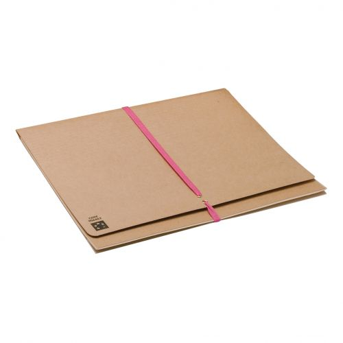 5 Star Office Legal Wallet 914mm Tape 76mm Gusset Foolscap 338 x 258mm [Pack 25]
