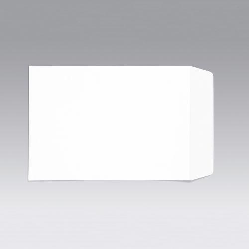 5 Star Office Envelopes PEFC Pocket Peel & Seal 100gsm C4 324x229mm White [Pack 250]