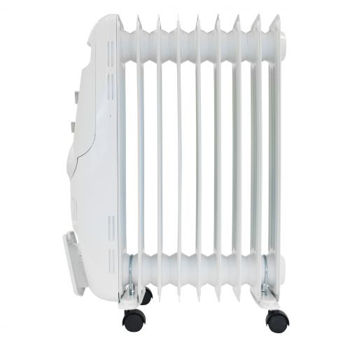 Igenix 2kW Oil Filled Radiator White Ref IG2600