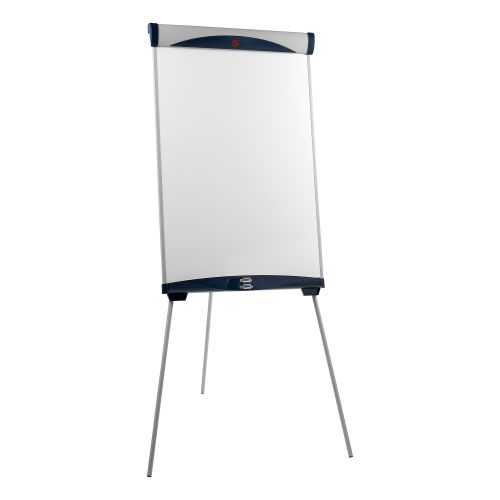 Image for 5 Star Office Easel Drywipe Magnetic with Pen Tray and Extension Arms Capacity A1 Grey