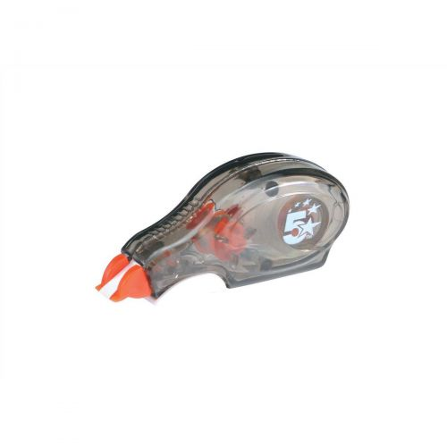 5 Star Office Mini Correction Tape Roller 4.2mmx5m [Pack 10]