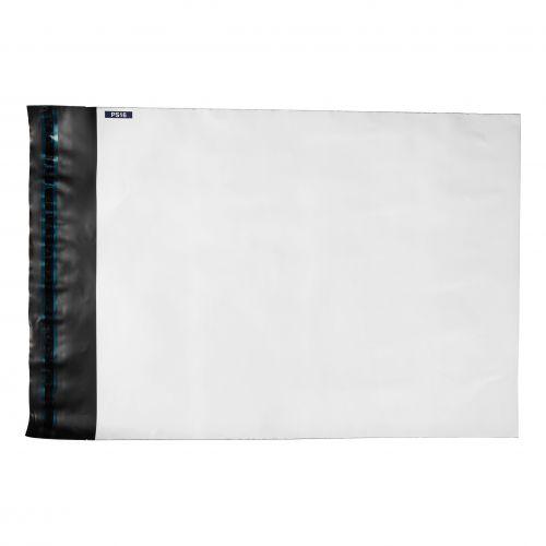 5 Star Elite Envelopes ExtraStrong Waterproof Polythene Peel & Seal Opaque 250x320mm&50mm Flap [Pack 100]