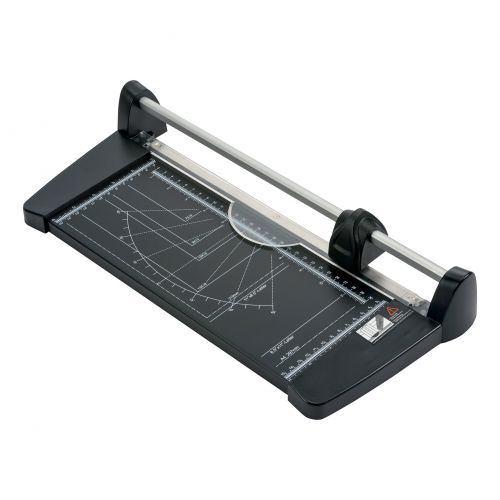 5 Star Office Personal Trimmer 10 Sheet Capacity A4 Cutting Length 320mm Cutting Table Size 320x157mm