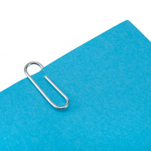 5 Star Office Paperclips Small Lipped 22mm [Pack 100]