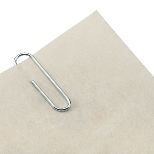 5 Star Office Paperclips Small Plain Clips 22mm [Pack 10x100]