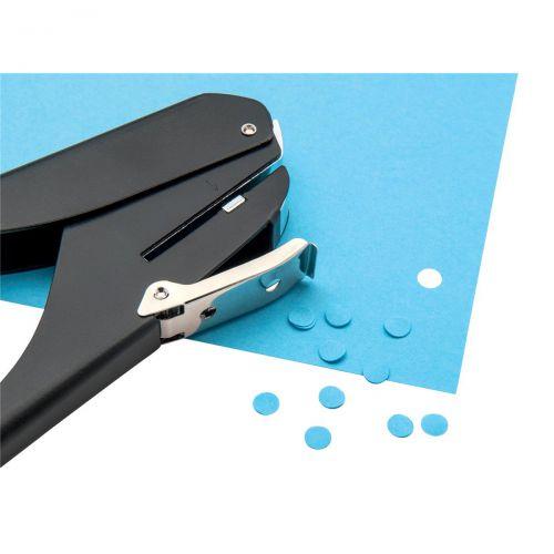 5 Star Elite Punch Metal Single 6mm Capacity 20x 80gsm Black