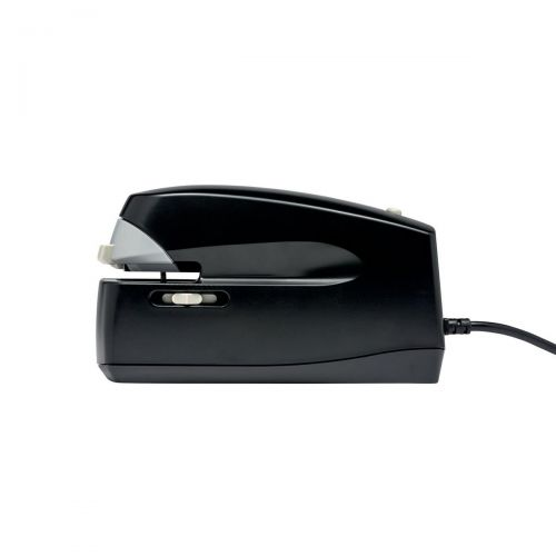 5 Star Office Electric Stapler Power-save Capacity 25 Sheets 2 M Cord Light Black/Grey