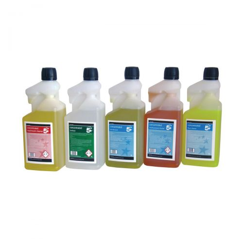 Image for 5 Star Facilities Concentrated Catering Sanitiser 1 Litre