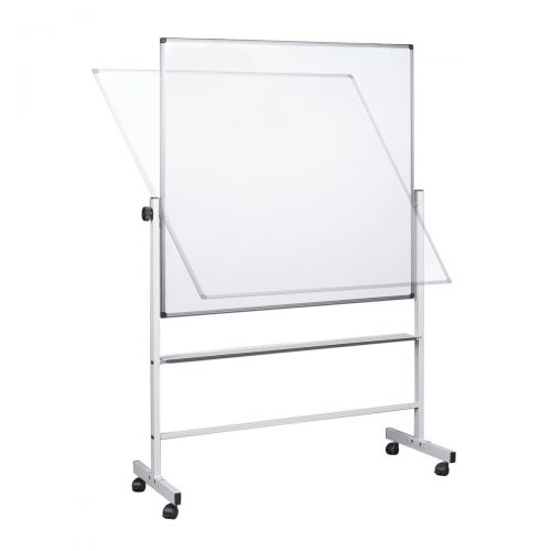 5 Star Office Revolver Whiteboard Magnetic Mobile 1200x1500mm