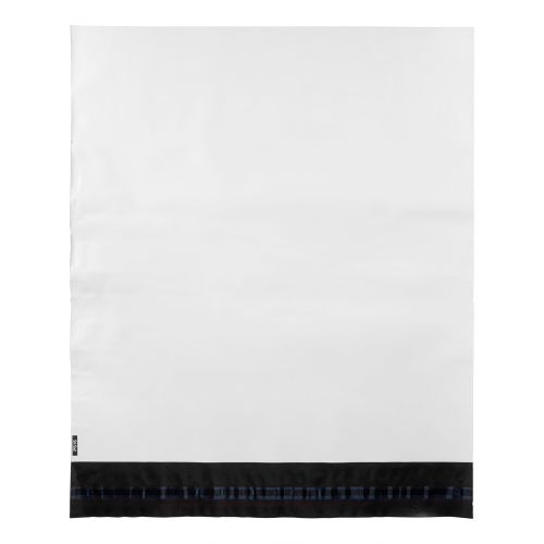 Image for 5 Star Elite DX Bags Self Seal Waterproof White 395x430mm &50mm Flap [Pack 100]