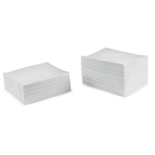 5 Star Facilities Cloths Low Lint Dispenser Box Multipurpose Solvent-resistant 30x36cm White [Box 150]