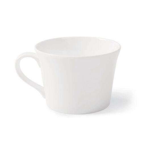 5 Star Facilities Fine Bone China Teacup White [Pack 6]
