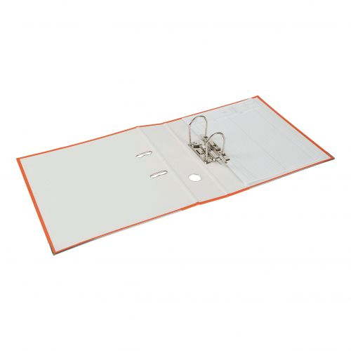 5 Star Office Lever Arch A4 Orange