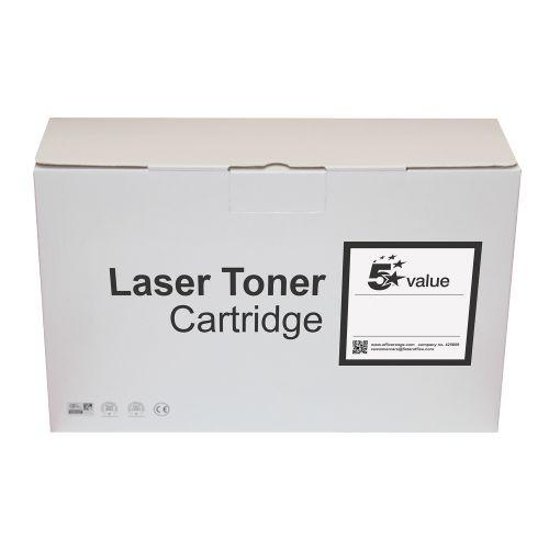5 Star Value Remanufactured Laser Toner Cartridge Page Life 2000pp Magenta [OKI 43872305 Alternative]