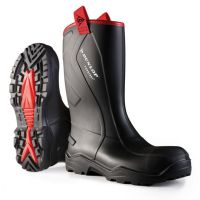 Dunlop Purofort Rig-Air Full Safety Rigger Fur Unlined S5 Waterproof C462743