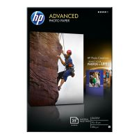 Hewlett Packard Advanced Glossy Photo Paper 10x15cm 250gsm Ref Q8691A [25 Sheets]