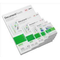 Office Supplies - GBC ID LAMINAT PCH C/CARD 3740300 PK100