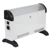 Igenix 2kW Convector Heater White Ref IG5200