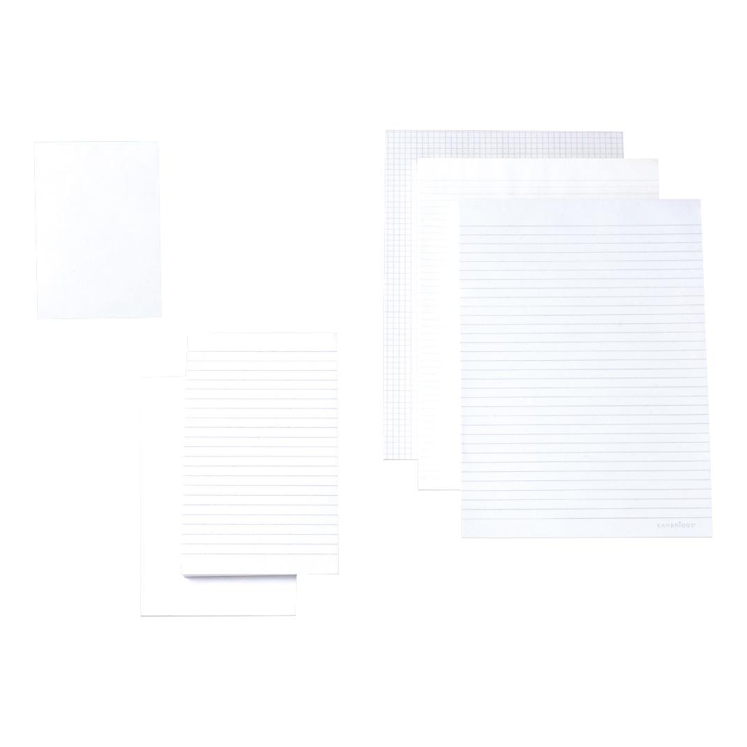 Cambridge Memo Pad Plain 80 Sheets 70gsm 148x105mm A6 Ref 100080233 [Pack 10]