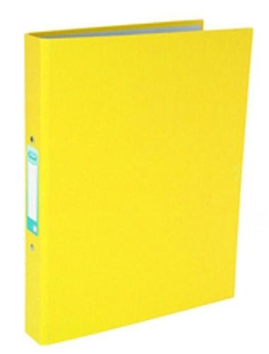 Elba 2R Binder A4plus Yellow 400033499