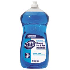 DETERGENT 45112 DAWN POT & PAN 8/38 OZ/CASE