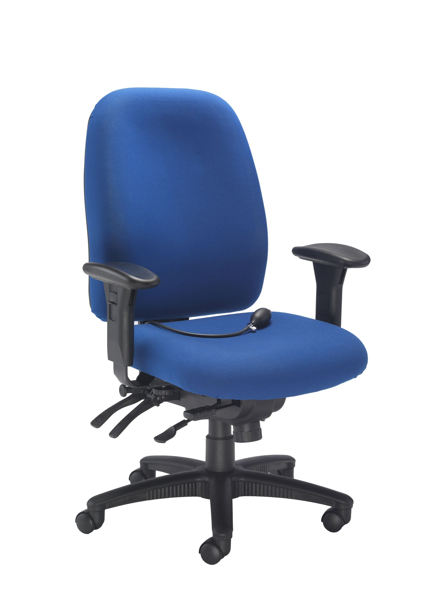 Vista High Back Chair - Royal Blue