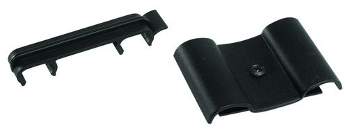 Individual Plastic Link For Club Chair - Black
