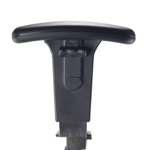 Pair of T Adjustable Arms - Black