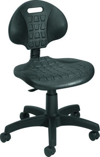 Factory Chair - Black