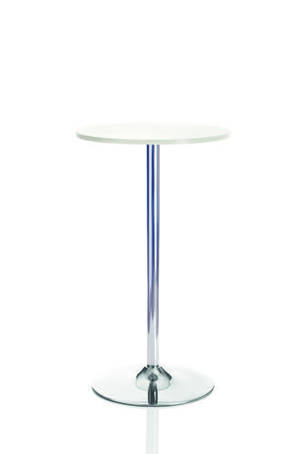 Astral 600 Table With Trumpet Frame White