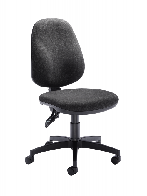 Concept High Back Chair - Charcoal