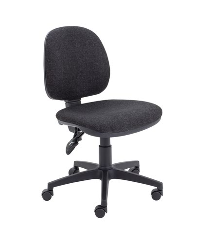 Concept Mid Back Chair - Charcoal