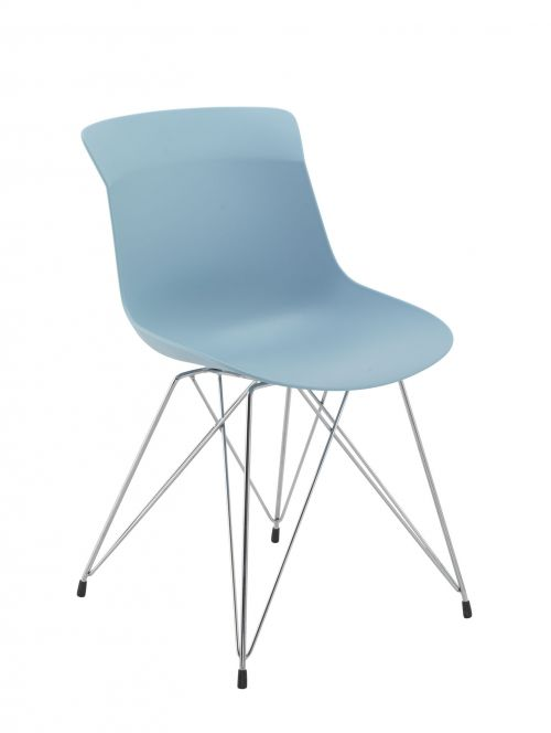 Chester Wire Base Pastel Blue