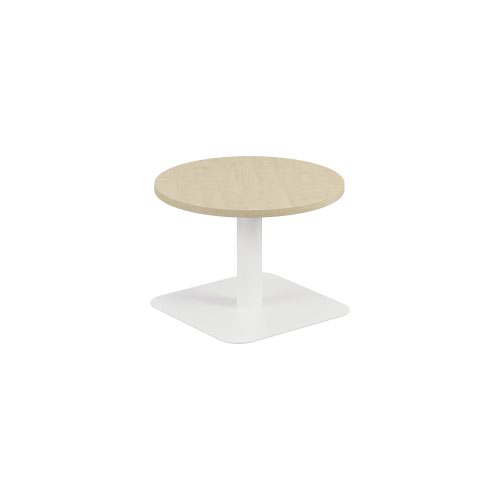 Contract Table Low 600mm Maple
