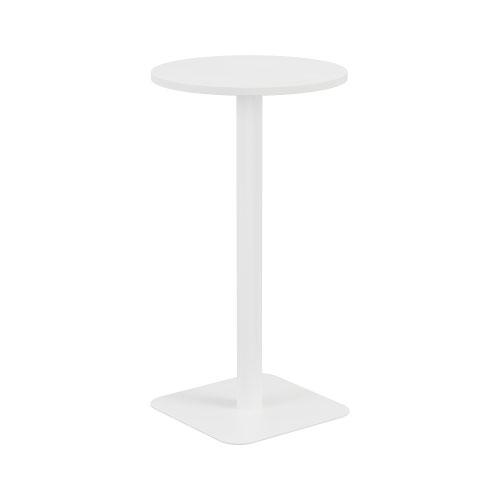 Contract Table High 600mm White