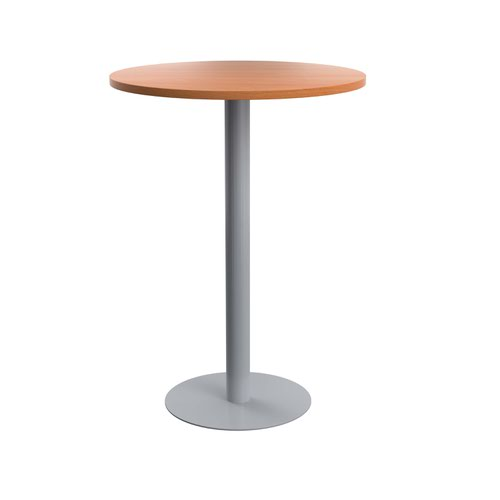 Contract Table High 800mm Beech - Version 2