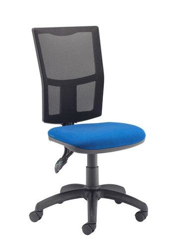Calypso II Mesh Chair - Royal Blue