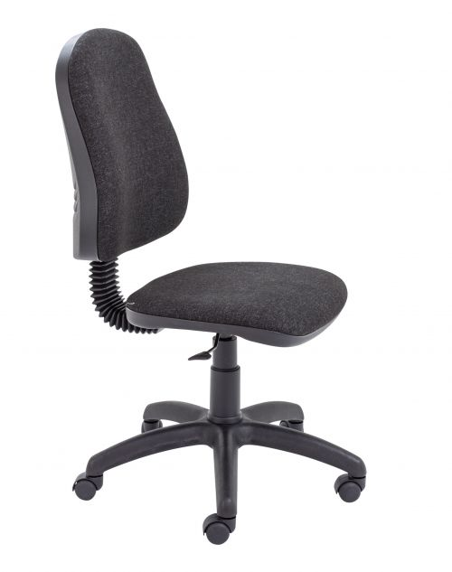 Calypso II Single Lever Chair - Charcoal