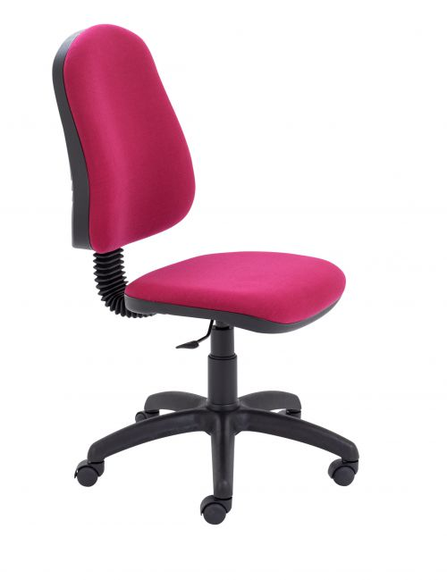 Calypso II Single Lever Chair - Claret