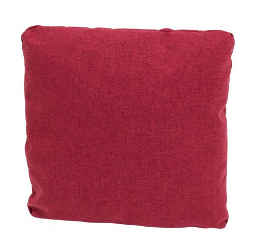 Tux Single Cushion Red