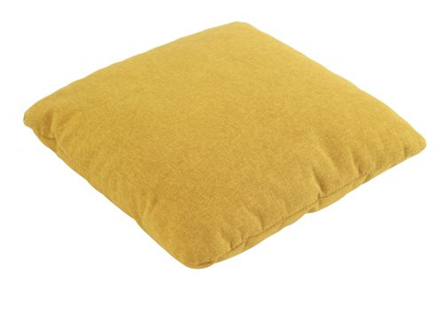 Tux Single Cushion Yellow