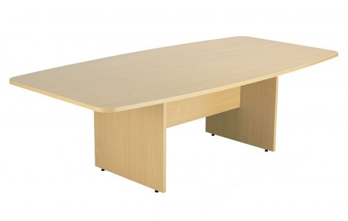 One Fraction Plus Barrel Table Nova Oak