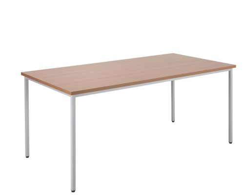 1200 X 800 Rectangular Multipurpose 18mm Table Desktop Beech - Version 2