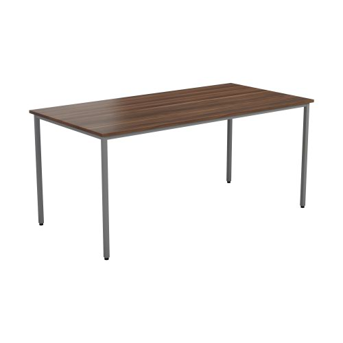 1600 X 800 Rectangular Multipurpose 18mm Table Desktop Dark Walnut