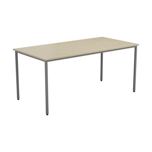 1600 X 800 Rectangular Multipurpose 18mm Table Desktop Maple