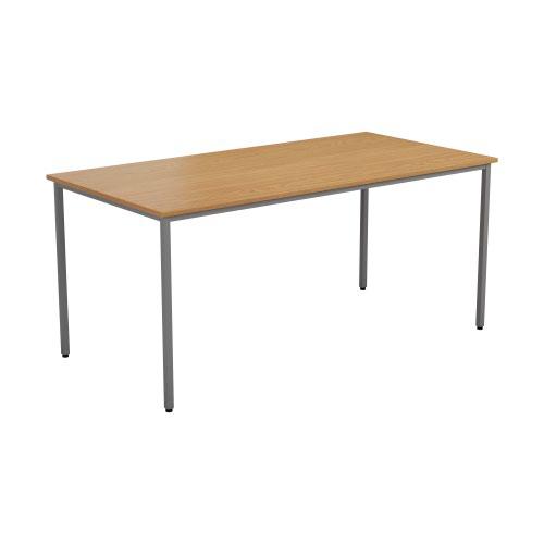 1600 X 800 Rectangular Multipurpose 18mm Table Desktop Nova Oak