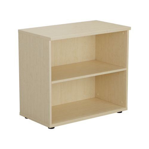 700 Wooden Bookcase (450mm Deep) Maple