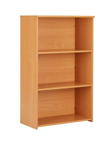 Eco 18 1200 Bookcase Beech
