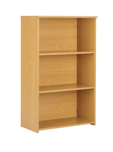 Eco 18 Premium 1200 Bookcase Oak