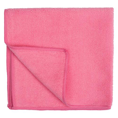 Purely Smile Multipurpose Wiping Cloths Red Pack 50